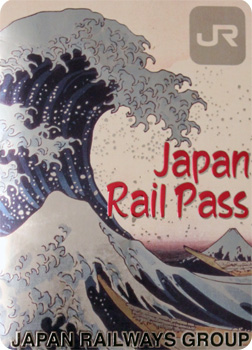 rail pass ticket Japon JR