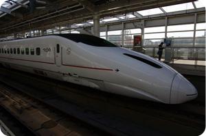 shinkansen 新幹線 つばめ