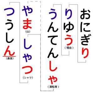 règles du jeu Shiritori
