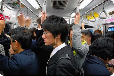 vacances au japon Salaryman japonais